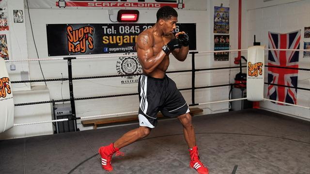 Boxing - Joshua pumped for professional debut