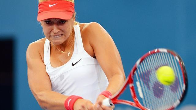 Tennis - Cirstea, Lisicki through to last four in Pattaya
