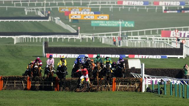 Horse Racing - Walsh misses Gold Cup ride after fracturing arm