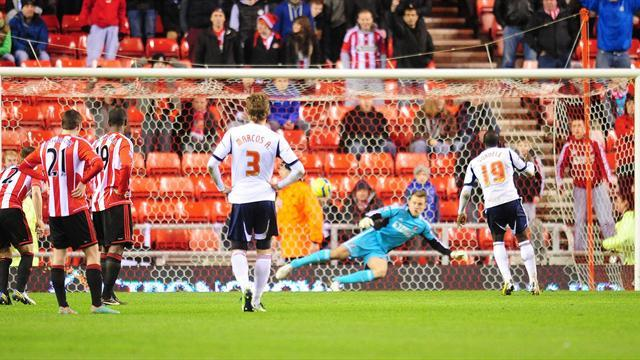 FA Cup - Sordell brace sends Sunderland out