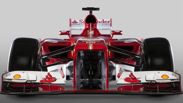 Formula 1 - Ferrari puts faith in beauty for 2013