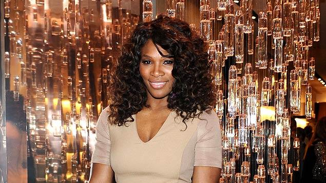 Serena Williams Burberry Body Event