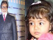 Aaradhya Bachchan makes dadaji Amitabh Bachchan sleep early