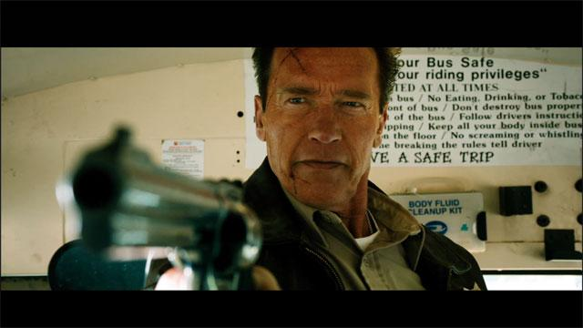 'The Last Stand' Theatrical Trailer
