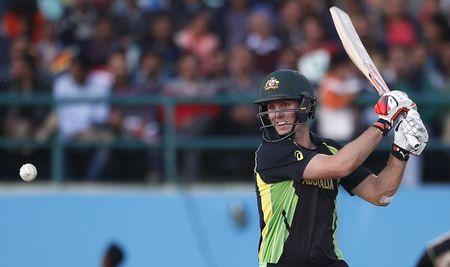 Cricket - Australia v New Zealand - World Twenty20 cricket tournament