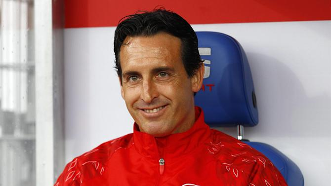 Serie A - Milan eye Sevilla's Unay Emery as new coach - report