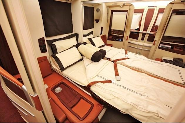 Inside The World 39 S Most Luxurious First Class Airline Cabins
