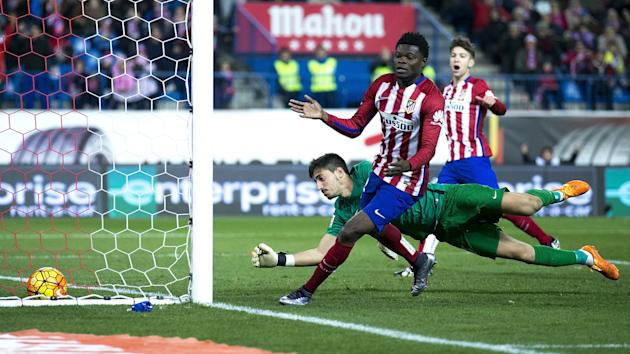 Atletico Madrid midfielder Thomas Partey has inked a contract extension until the end of the 2021-22 campaign.