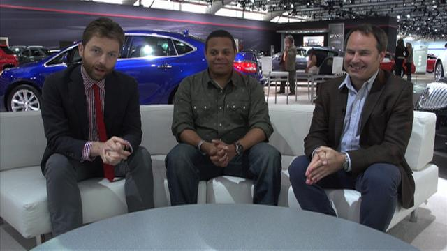 New York auto show 2014: CNET's editors choose their favorites
