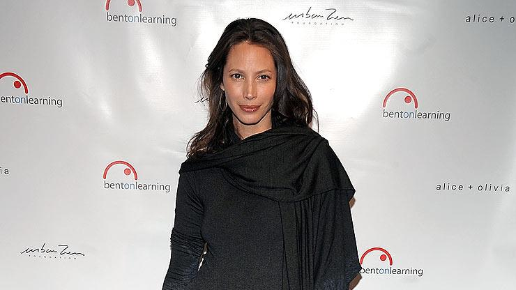 Turlington Christy Bent On Lrng