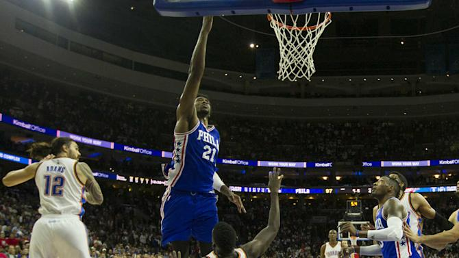 Can Joel Embiid, Sixers' keep 'Process' moving forward after impressive start?