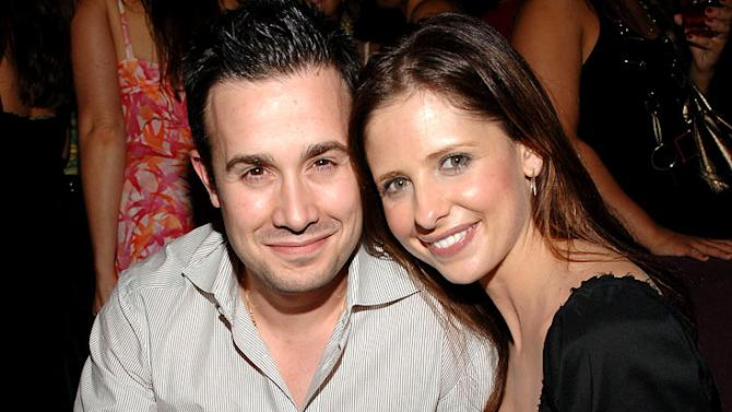 Freddie Prinze Jr and Sarah Michelle Gellar