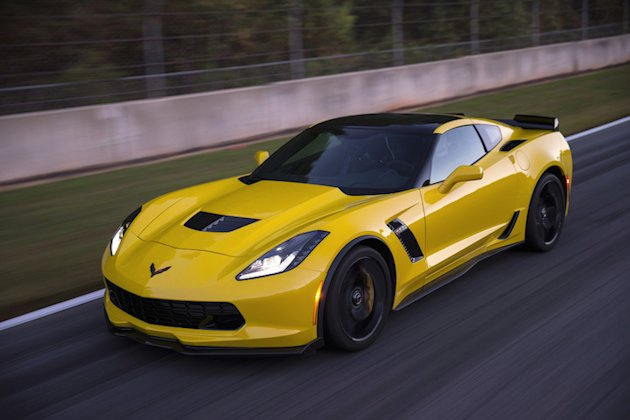 Chevrolet Corvette Z06 fuel economy photo