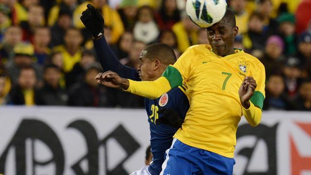 World Cup - Rafael and Ramires left out of Brazil squad