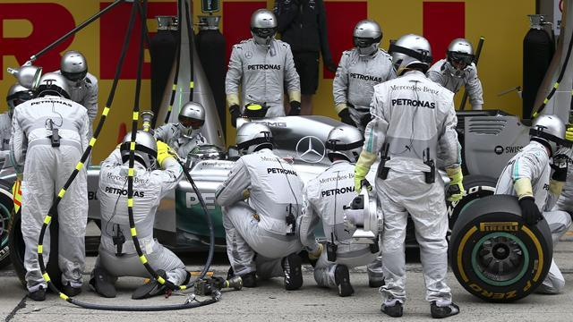 Formula 1 - Gray Matter: Why Mercedes are dominating F1