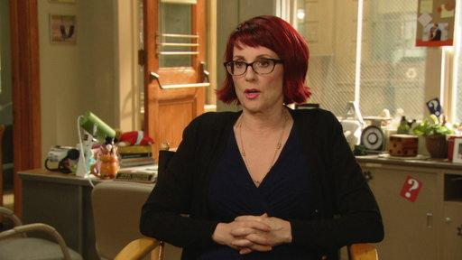 Megan Mullally Talks Parks