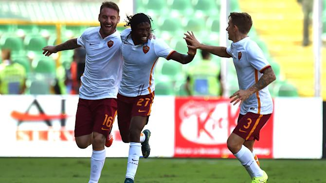 Gervinho favouritism talk 'nonsense' - Garcia