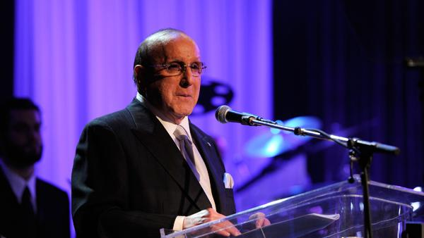 Clive Davis, Photo by Larry Busacca/Getty Images For The Recording Academy