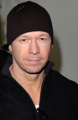Donnie Wahlberg Marilyn Hotchkiss' Ballroom Dancing and Charm School Premiere - 1/24/2005 Sundance Film Festival