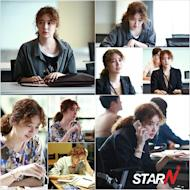'Choice of Future' Photos of Yoon Eun Hye from the first shooting revealed