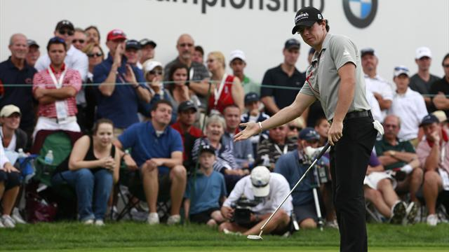 McIlroy makes FedExCup interesting