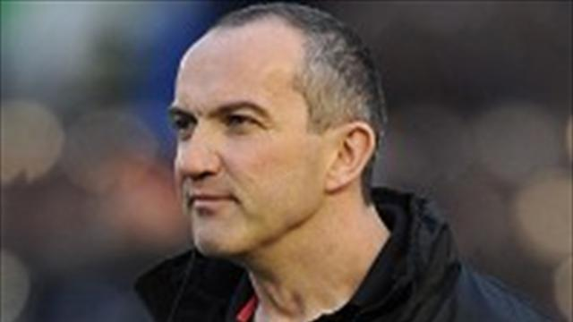 Rugby - O'Shea rules out Ireland job