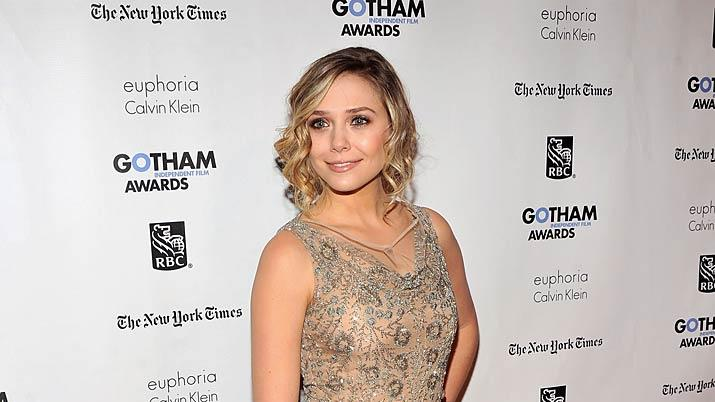 Elizabeth Olsen Gotham Independent Film Awards
