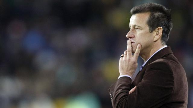 South American Football - Dunga: Donkey chant a compliment