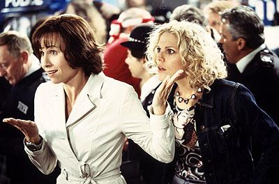 Minnie Driver and Mary McCormack in Touchstone's High Heels and Low Lifes