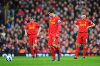 Bookmakers slash price on Luis Suarez moving to Arsenal to 2/1 after punters back the move