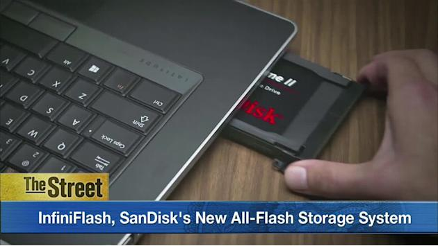 SanDisk Rallies on New Flash Storage Platform and 200GB MicroSD