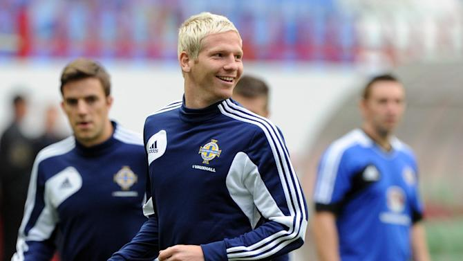 Ryan McGivern's stock has risen after shackling Nani and Ronaldo in Portugal