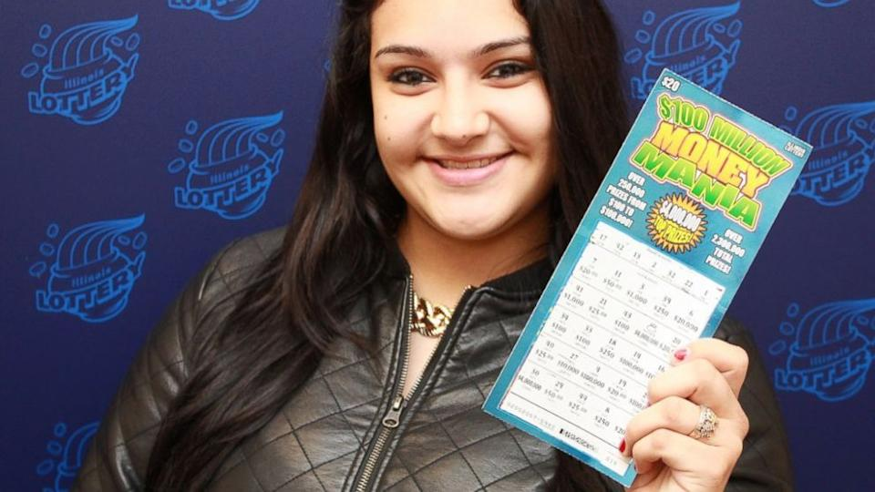How Deisi Ocampo Wins $4 Million Dollars Illinois Lottery