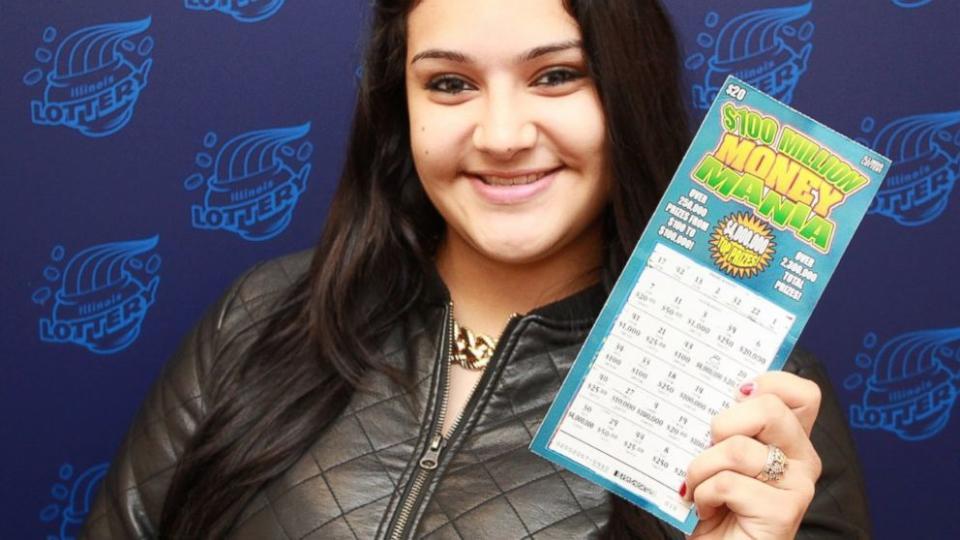 How Deisi Ocampo Wins $4 Million Dollars Illinois Lottery