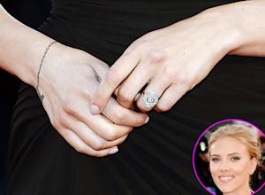 Scarlett Johansson Engagement Ring Showdown: Romain Dauriac vs. Ryan Reynolds