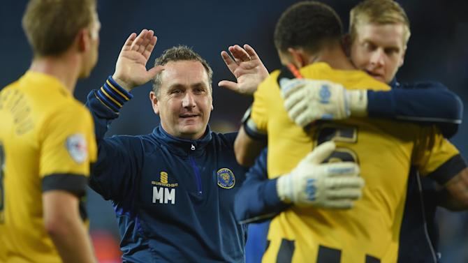 League Cup - Leicester stunned at home by Shrewsbury