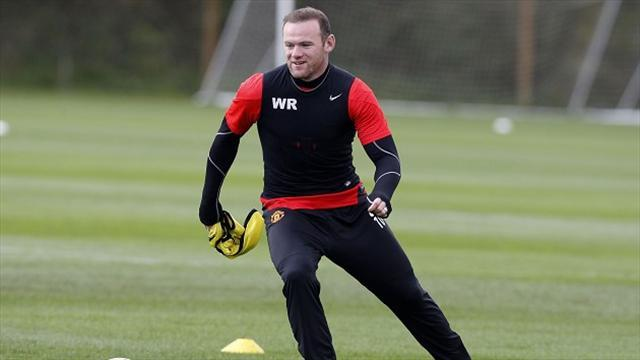 Champions League - Patched-up Rooney to face Bayern