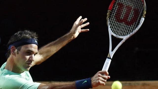 Rome Masters - Third round: LIVE