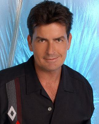 """Charlie Sheen as Charlie CBS' """"Two and a Half Men"""""""