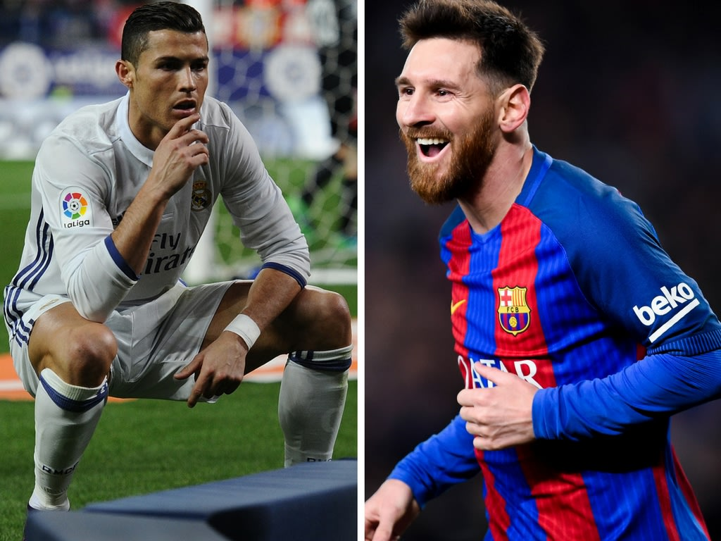 The day Cristiano Ronaldo almost joined Messi at FC Barcelona