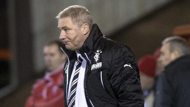 Scottish Football - McCoist unhappy with schedule