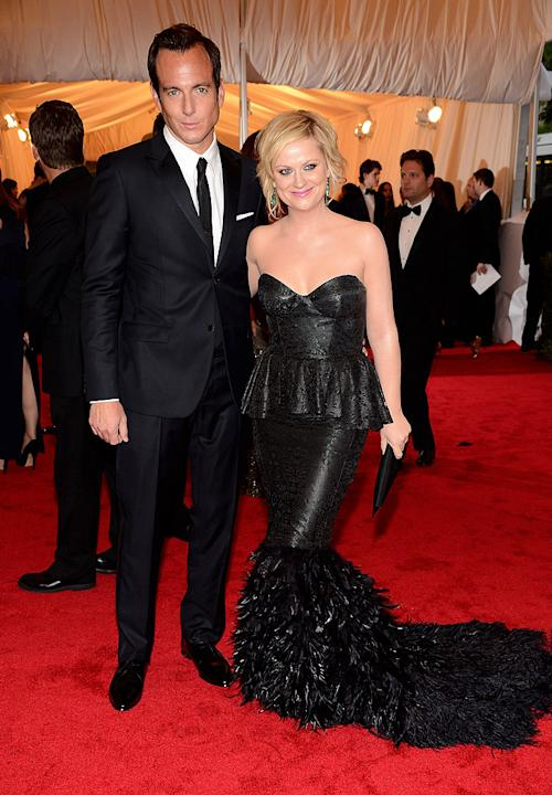 Will Arnett, Amy Poehler