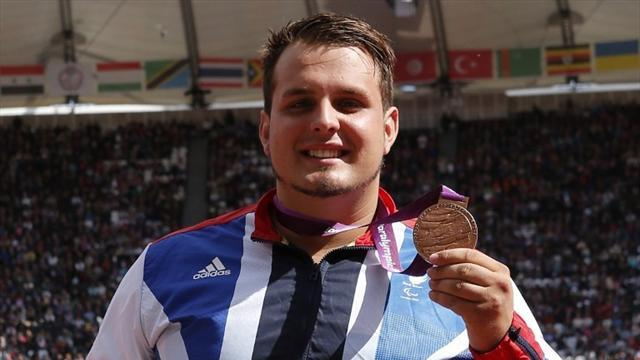 GB off mark in Paralympic athletics, medal gaffe in discus