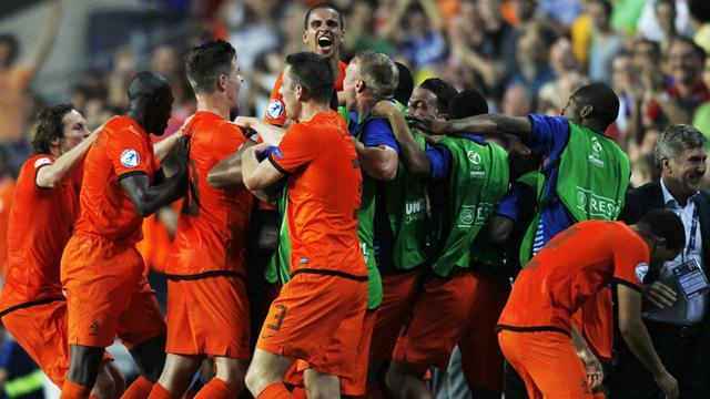 Euro U21 - Netherlands defeat Germany in five-goal thriller