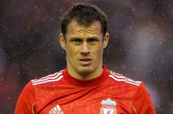 Carragher accepts he is no longer first choice at Liverpool