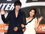 Lee Min Ho & Park Min Young confirm relationship