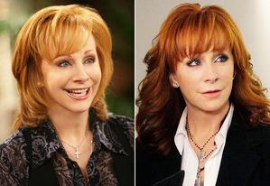 Reba McEntire | Photo Credits: Danny Feld/The CW/Landov, Nicole Wilder/ABC
