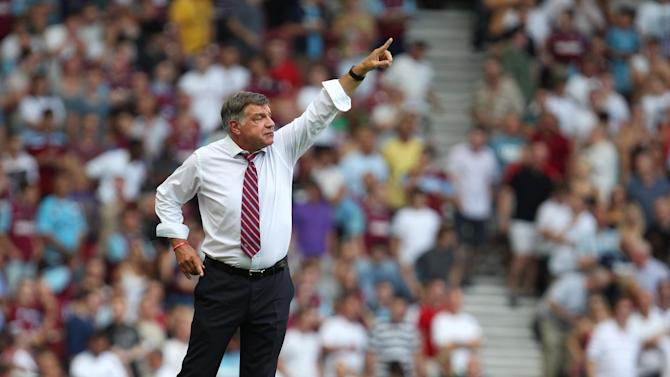 Sam Allardyce feels West Ham were 'never at the races' against Wigan