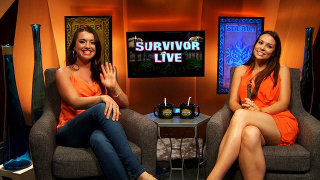 Survivor Live - Morgan McLeod