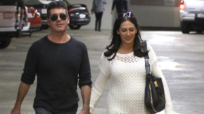 Simon Cowell and Lauren Silverman Welcome Baby Boy
